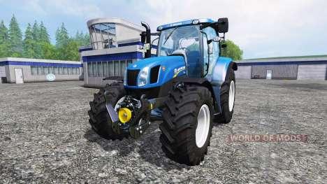 New Holland T6.175 v1.2.2 für Farming Simulator 2015