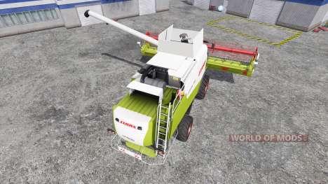 CLAAS Lexion 580 v1.6 pour Farming Simulator 2015
