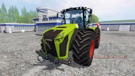 CLAAS Xerion 5000 für Farming Simulator 2015