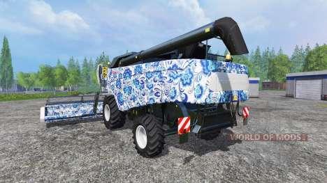 Tora-760 pour Farming Simulator 2015