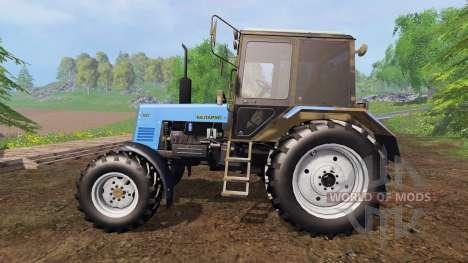 MTZ-892 Belarus v2.0 für Farming Simulator 2015