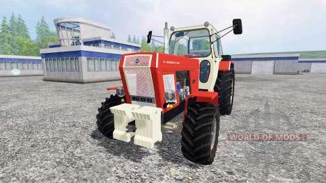 Fortschritt Zt 303 v6.0 pour Farming Simulator 2015