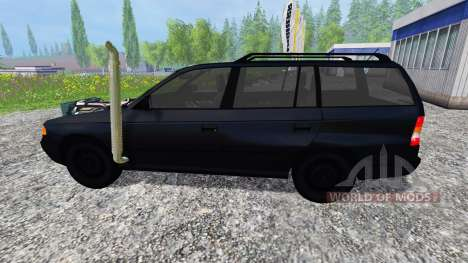 Opel Astra F Caravan [dragster] pour Farming Simulator 2015