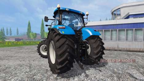 New Holland T7.310 BluePower pour Farming Simulator 2015