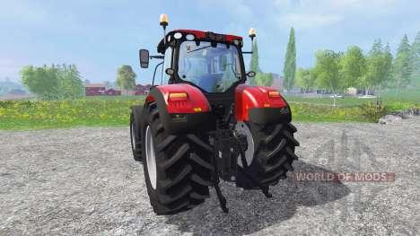 Case IH Optum CVX 300 v1.5.4 pour Farming Simulator 2015