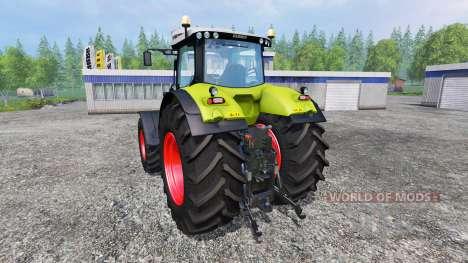CLAAS Axion 950 Pro pour Farming Simulator 2015