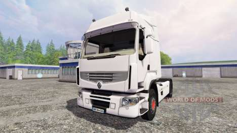 Renault Premium 460 v2.0 für Farming Simulator 2015