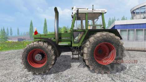 Fendt 611 LSA für Farming Simulator 2015