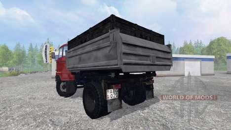 IFA W50 v1.1 für Farming Simulator 2015