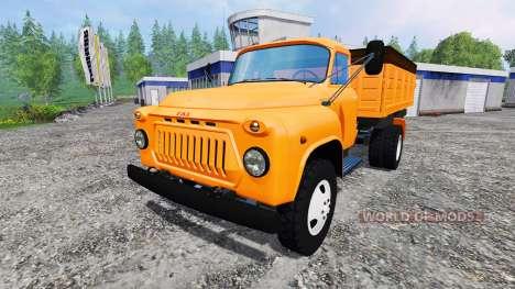 GAZ-53 v1.3 pour Farming Simulator 2015