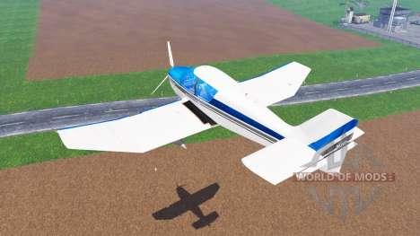 Robin DR-400 für Farming Simulator 2015