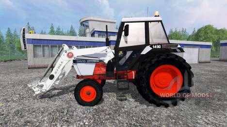 David Brown 1490 2WD FL für Farming Simulator 2015