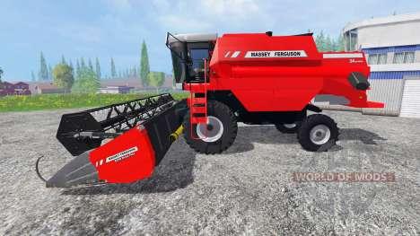 Massey Ferguson 34 für Farming Simulator 2015