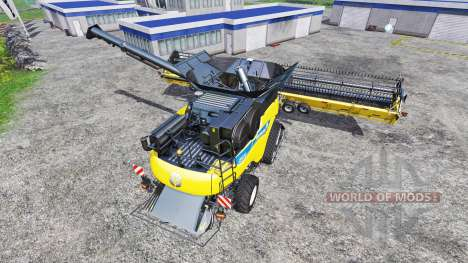 New Holland CR10.90 [real engine] für Farming Simulator 2015