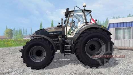 Deutz-Fahr Agrotron 7250 Warrior v4.1 für Farming Simulator 2015