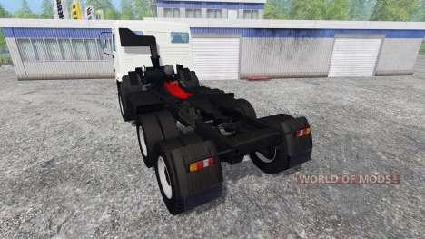 KamAZ-65116 pour Farming Simulator 2015