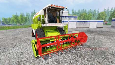 CLAAS Dominator 88S für Farming Simulator 2015