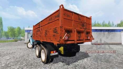 ZIL-MMZ-4516 v2.0 für Farming Simulator 2015