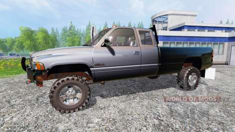 Dodge Ram 2500 für Farming Simulator 2015