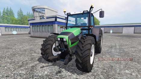 Deutz-Fahr Agrofarm 430 FL für Farming Simulator 2015