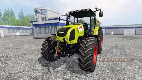 CLAAS Axos 330 für Farming Simulator 2015