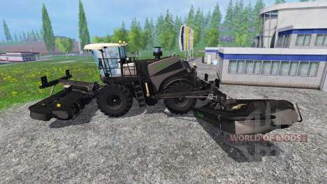 Krone Big M 500 [black] v1.2 pour Farming Simulator 2015