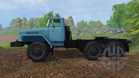 Ural-4320-1921-60M v1.0 für Farming Simulator 2015