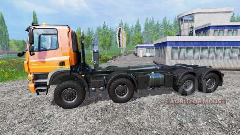 Tatra Phoenix T 158 8x8 [agro] pour Farming Simulator 2015