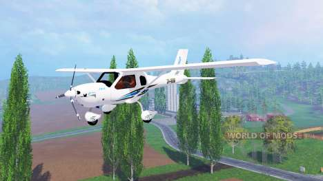 Jabiru J430 pour Farming Simulator 2015