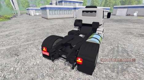 Volkswagen 18-310 für Farming Simulator 2015