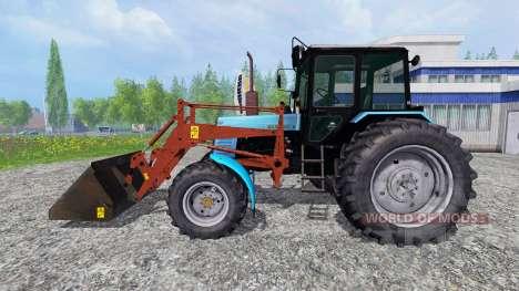 MTZ-1025 [Sammlung] v2.0 für Farming Simulator 2015