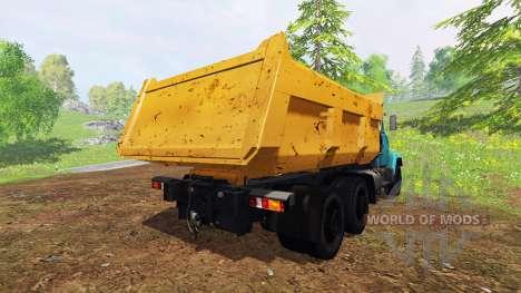 Kraz-6510 pour Farming Simulator 2015