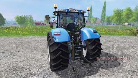 New Holland T7.240 für Farming Simulator 2015