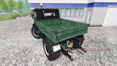 Mercedes-Benz Unimog U84 für Farming Simulator 2015