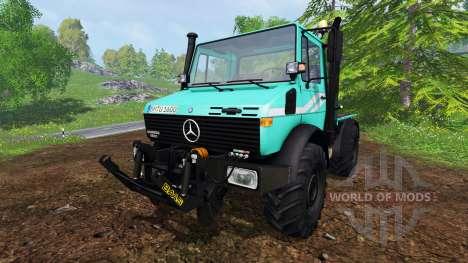 Mercedes-Benz Unimog U1600 für Farming Simulator 2015