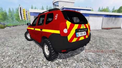 Dacia Duster VLHR pour Farming Simulator 2015