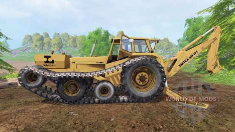 Valmet 1110 pour Farming Simulator 2015