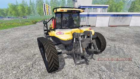 Caterpillar Challenger MT865B [Row Trac] v2.0 für Farming Simulator 2015