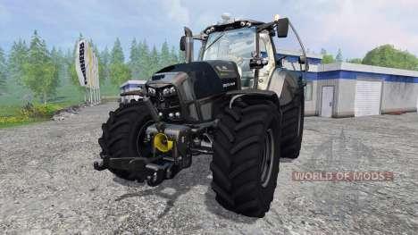 Deutz-Fahr Agrotron 7250 Warrior v4.1 pour Farming Simulator 2015