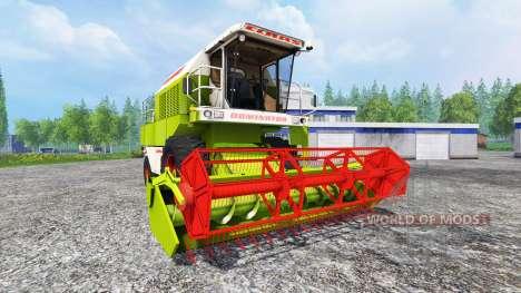 CLAAS Dominator 88S v1.1.1 pour Farming Simulator 2015