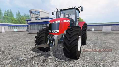 Massey Ferguson 7726 [washable] pour Farming Simulator 2015