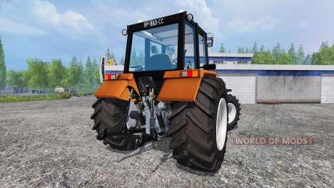 Renault 155.54 v2.0 pour Farming Simulator 2015