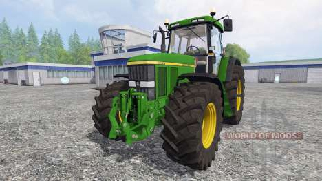 John Deere 7810 [washable] v2.0 für Farming Simulator 2015
