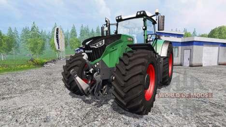 Fendt 1050 Vario v3.71 pour Farming Simulator 2015