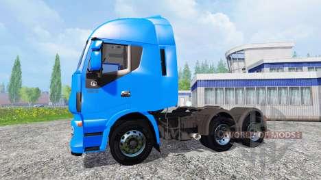 Iveco Stralis Hi-Way v1.5 pour Farming Simulator 2015