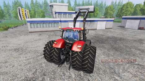 Case IH Puma CVX 240 FL v1.5 für Farming Simulator 2015