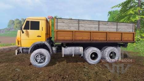 KamAZ-55102 v2.0 für Farming Simulator 2015