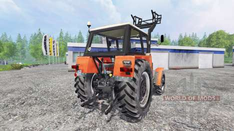 Ursus 1014 [czerwone] pour Farming Simulator 2015