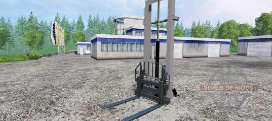 Aufzug Simulator