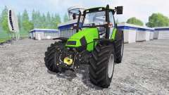 Deutz-Fahr Agrotron 120 Mk3 FL [washable]